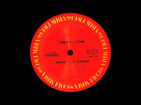 Cheryl Lynn - Shake It Up Tonight (Columbia Records 1981)