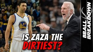 Is Zaza the DIRTIEST Player in the NBA?