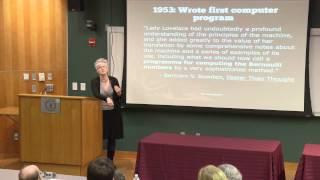 Stevens Institute of Technology: Valerie Aurora - Rebooting the Ada Lovelace Mythos