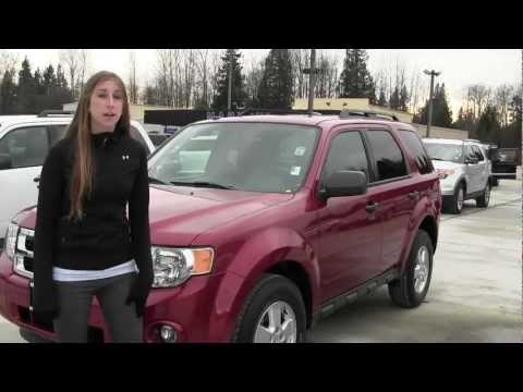 Virtual Tour of a 2012 Ford Escape Red at Marysville Ford