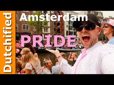 Amsterdam Pride 2017