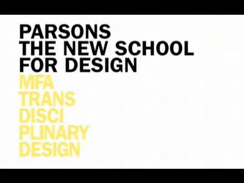 transdisciplinary design | parsons the new school for design - youtube