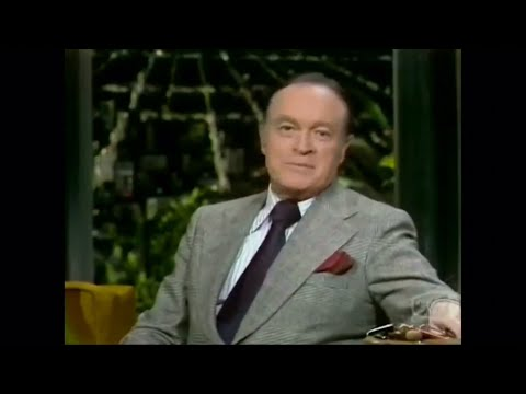 Bob Hope Carson Tonight Show 1972
