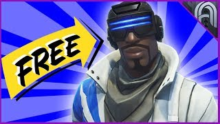 *FREE* Fortnite Skin and Back Bling for Playstation Plus Members!!!!