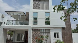 4BHK villa for sale in Hyderab…