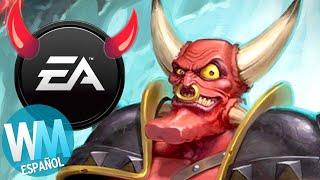 ¡Top 10 PEORES Juegos de EA!