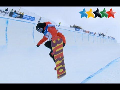 Snowboard Women's Halfpipe - 27th Winter Universiade, Granada, Spain