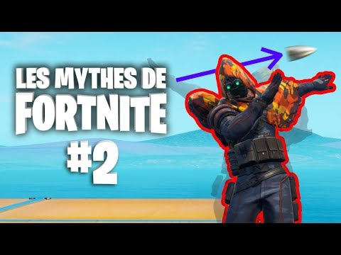 PEUT-ON EVITER LES BALLES EN DANSANT ? | Mythes de Fortnite - épisode 2 feat. Ionix