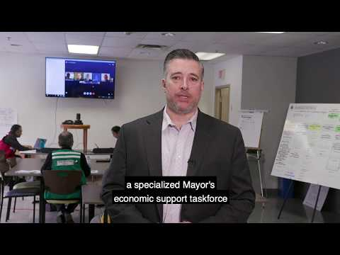 Councillor Michael Palleschi update on Economic Support Task Force