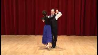 Bronze II Slow Foxtrot - Common Faults Ballroom Dance Lesson
