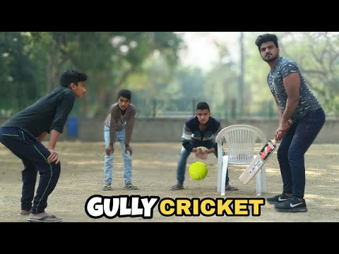 GULLY CRICKET - ARMAAN RAWAT | FUNNY CRICKET MATCH IN INDIA INDIAN DESI CRICKET COMEDY VINES t20 20