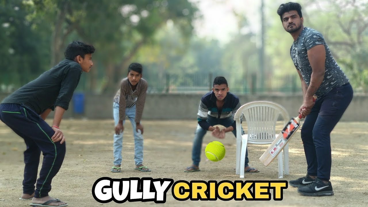 GULLY CRICKET - ARMAAN RAWAT | FUNNY GULLY CRICKET MATCH IN INDIA MAUKA MAUKA COMEDY VINES