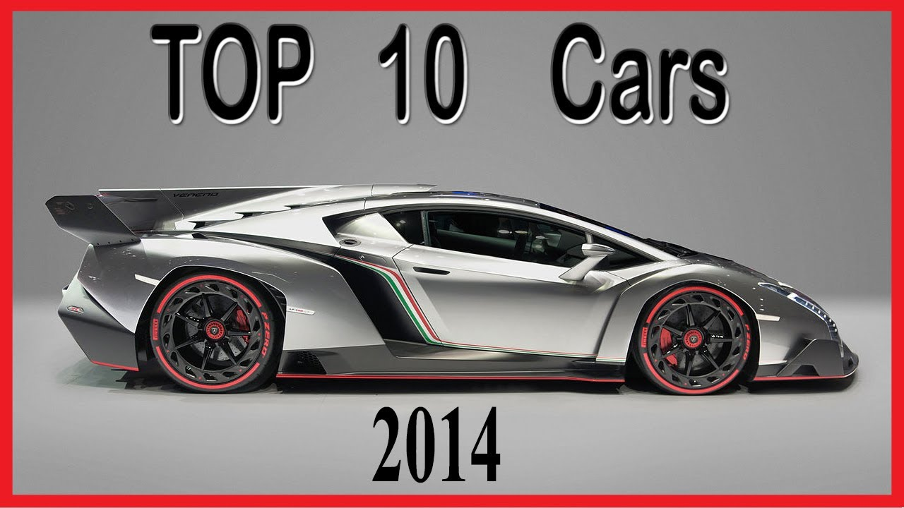 2014 Top 10 Luxury Sedans: Top 10 Most Expensive Cars For 2014