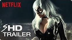 Marvel's THE BLACK CAT Teaser Trailer Concept #1 (2021) Netflix Marvel