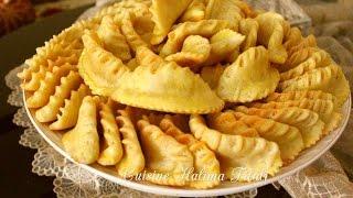 حلويات العيد/كعب غزال ناجح بشكل جميل من مطبخ حليمة الفيلالي