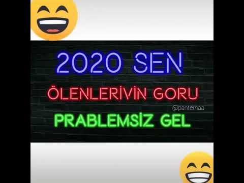 2020-ci il uğurlu gəlsin🥰🥰😊😊