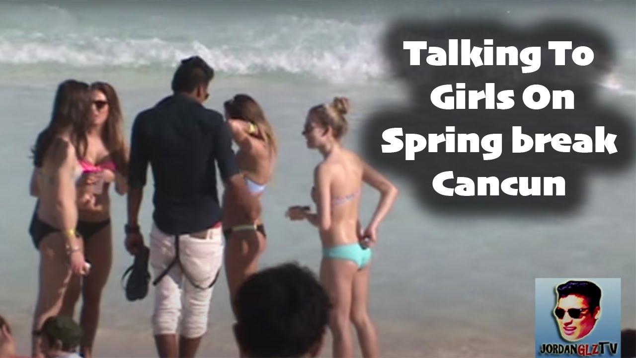 girls in cancun