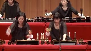Tarkus /Keith Emerson(ELP) Dec. 20th 2017 Hamarikyu Asahi Hall タ...