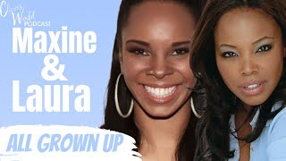 Laura and Maxine reunited again! The Kellie S. Williams interview