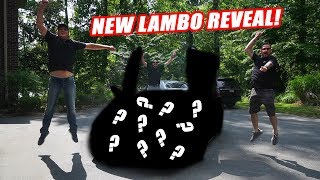 NEW LAMBO REVEAL!! What Mods Should We Do?