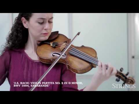 Strings Sessions Presents: Francesca dePasquale