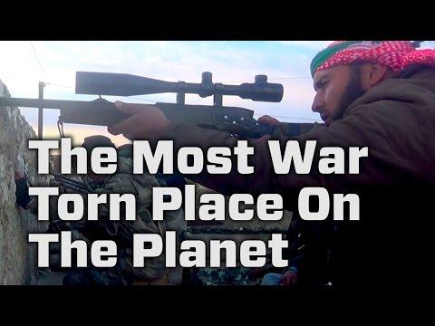 Inside Aleppo: The War-Torn Heart Of Syria's War