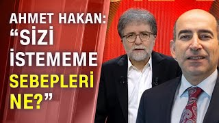 Boğaziçi Üni. Rektörü Melih Bulu, Ahmet Hakan'ın sorularını cevapladı! - Tarafsız Bölge