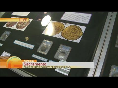 Historic Mexican Money