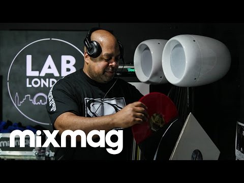 DJ BONE techno and house set in The Lab LDN Mp3