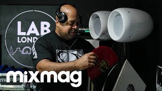 DJ BONE techno and house set in The Lab LDN