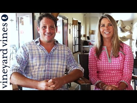 The Parles' Straw Hat Restaurant in Anguilla | Real Good People. Real Good Life. | vineyard vines