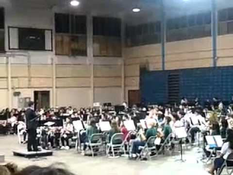 "Maui Intermediate School Band Fest ""Phantom"""