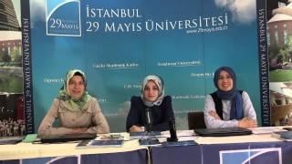 İstanbul 29 Mayıs Üniversitesi'ne Bekliyoruz!