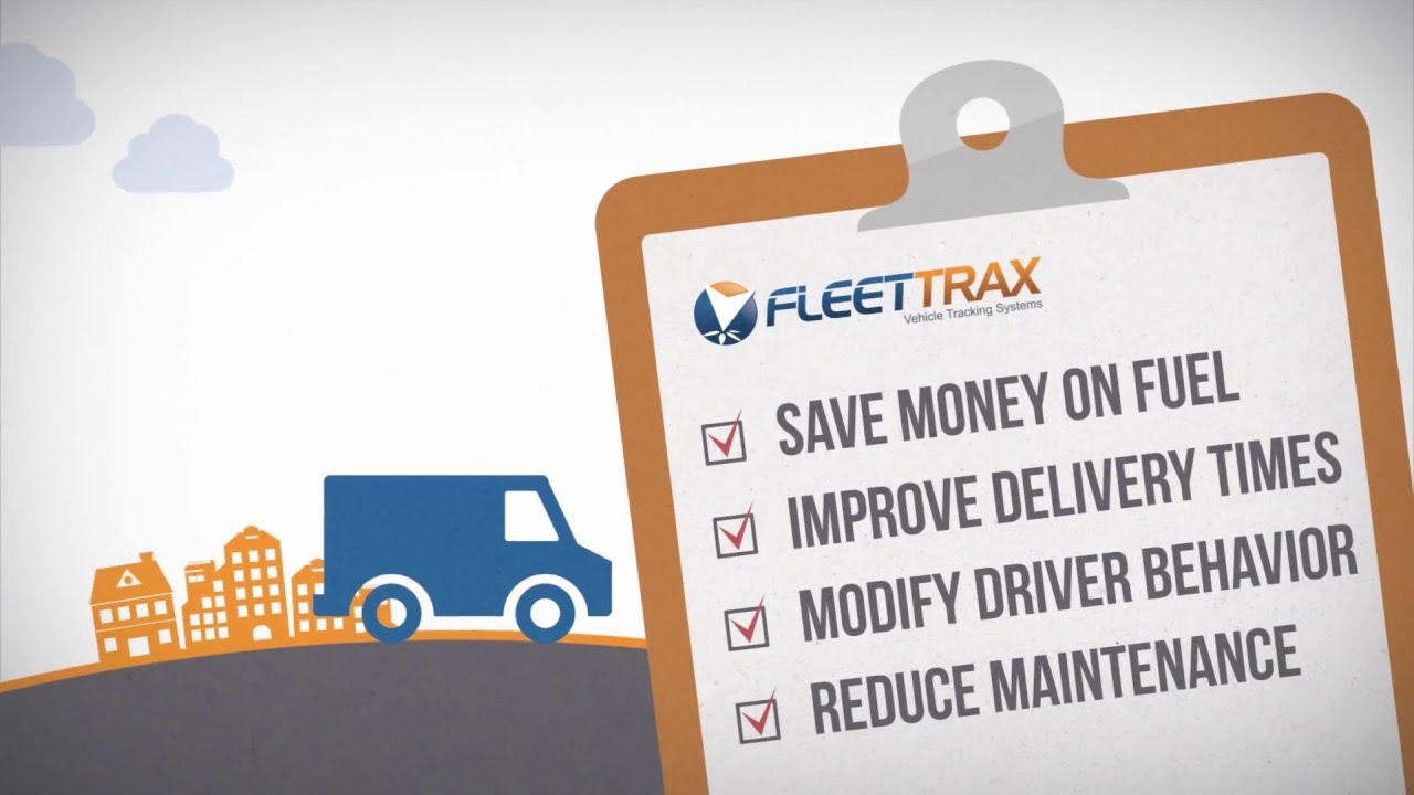 Fleet Trackers, GPS Fleet Tracking & Truck Tracking Systems | FleetTrax