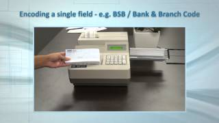 Check / Cheque Printing / Encoding Solution