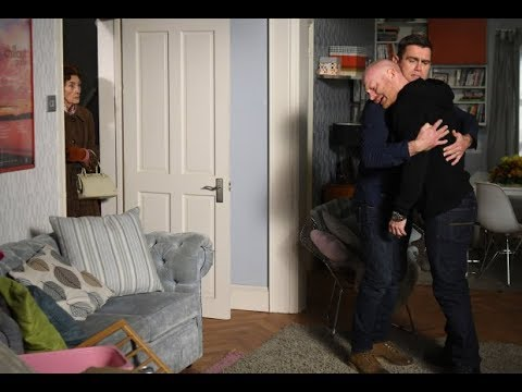 EastEnders - Max Branning Breaks Down Over Abi (18th January 2018)