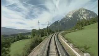 Cabride in Austria - Stainach Irdning to Gmunden