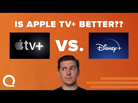 Why Apple TV+ Has Me More Excited Than Disney+ (for Now)