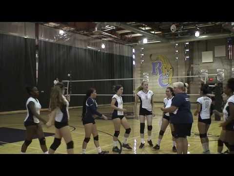 Vista Murrieta High School Freshman Girls Volleyball vs Rancho Cucamonga Match 3