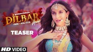 Song Teaser : Dilbar Arabic | feat. Nora Fatehi & Fnaire | Full Song Releasing On 30 November 2018