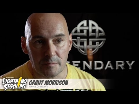 Legendary Comics - Lightning Sessions with Grant Morrison