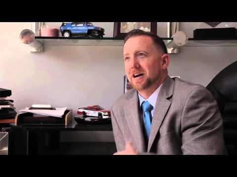 Toyota Meet the Staff: Sean