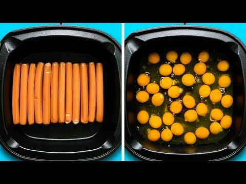 43 CRAZY COOKING HACKS