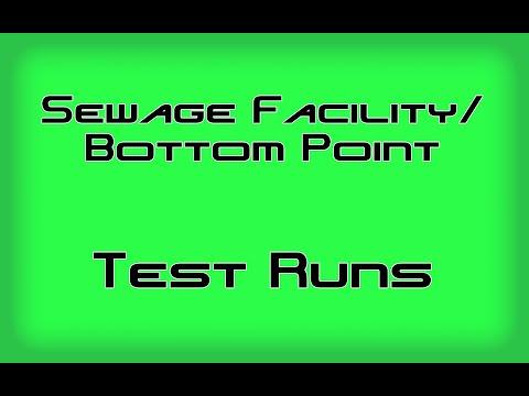 Let's Play Jet Set Radio Future - Sewage Facility and Bottom Point Test Runs