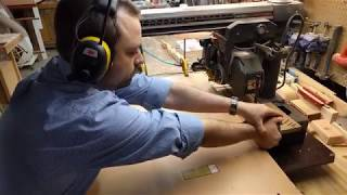 Replacing table top for radial arm saw Part 2