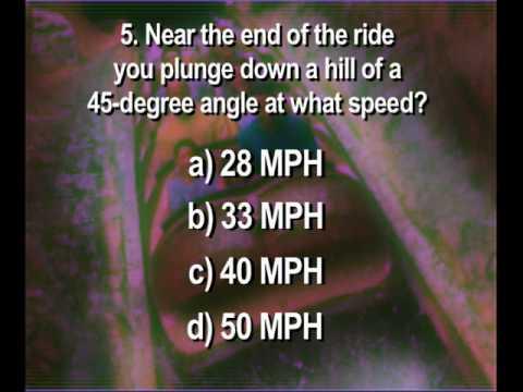 Splash Mountain Trivia