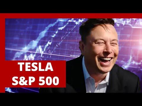 #236 Tesla S&P 500 | EVTV | Teslacek