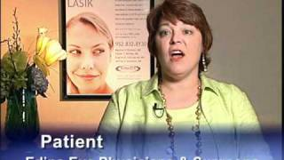 IntraLase iLasik Testimonials at Edina Eye Physicians & Surgeons