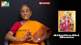 Nomulu & Vrathalu  | How To Do Atlathadhi Nomu & Its Significance
