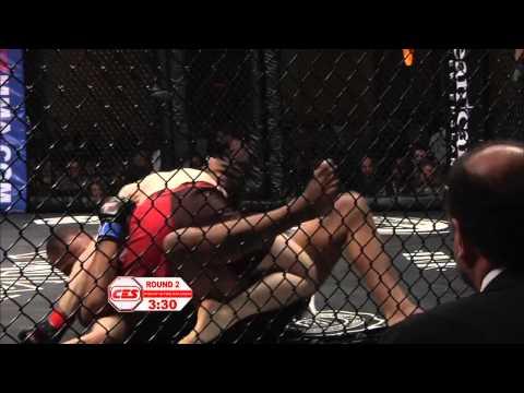 CES MMA XXVI: JIMMY DAVIDSON vs LEON DAVIS